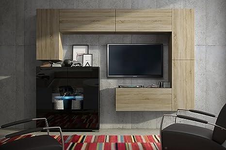 Moderno conjunto de muebles de salón FUTURE 8, muebles para ...