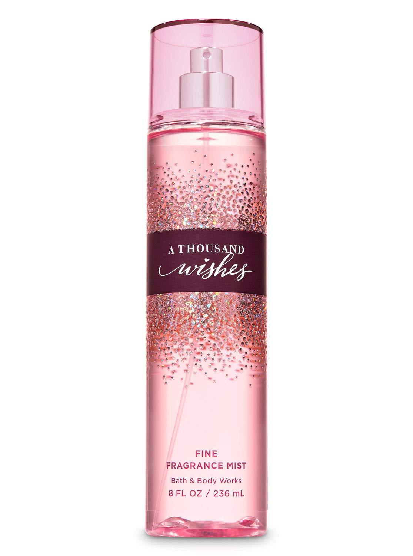Bath & Body Works A THOUSAND WISHES Fine Fragrance Mist 8 fl oz / 236 mL