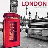 2018 London Mini Calendar
