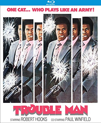 Trouble Man [Blu-ray]