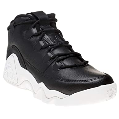 Amazon.com: Fila 95 Primo Mens Sneakers Black: Clothing