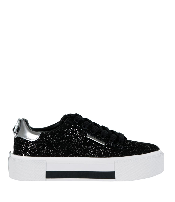 Kendall Kylie + Kylie Kendall Tyler Damen Sneaker Schwarz Schwarz 627a6d
