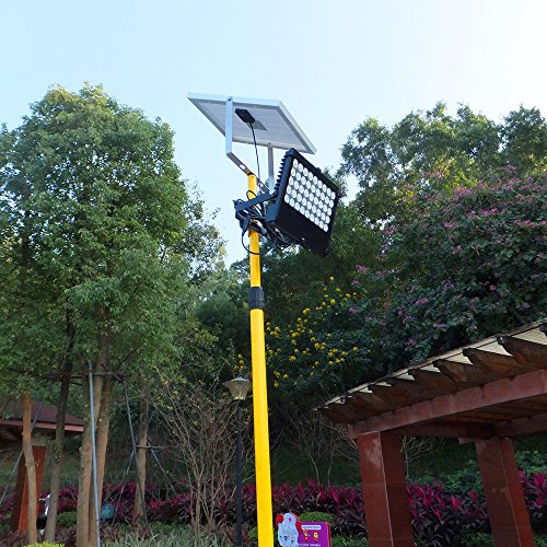 Sunbonar Solar Flood Spot Light 1000 Lumens Security