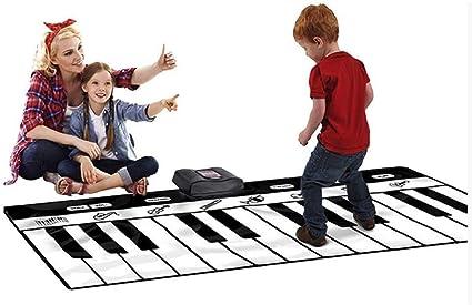 Música de Piano Teclado Mat Juguete Dance Mat Manta de la ...