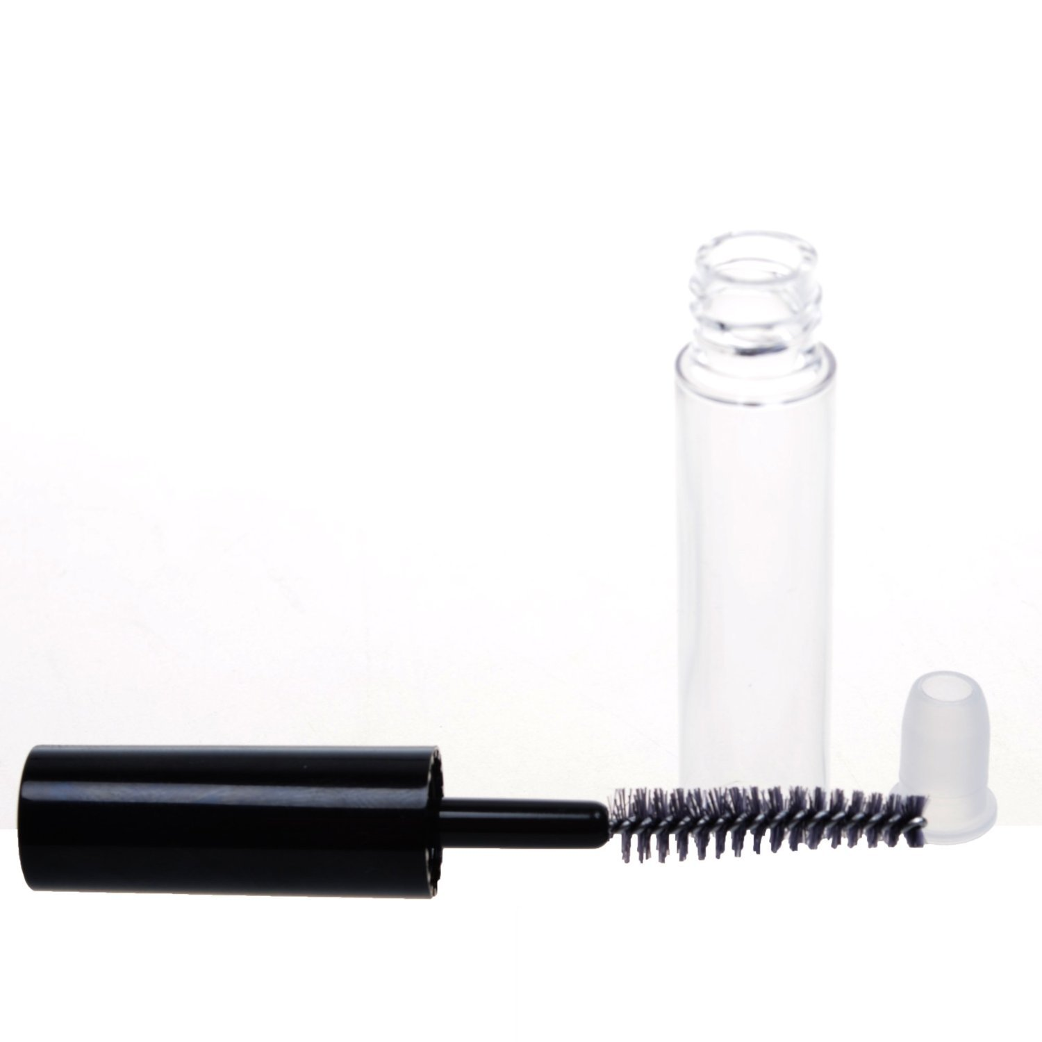 5Pcs 4ml Reusable Empty Eyelash Growth Oil Mascara Bottle Tube Case Holder Container with Brush for Beauty and Makeup by lasenersm (Image #2)