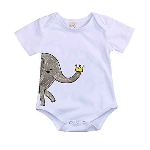 233aecd3d625 Amazon.com  YOUNGER TREE Newborn Baby Boys First Birthday Mr.One ...