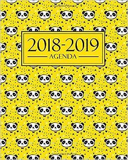Amazon.com: Agenda 2018-2019: 1 de septiembre, 2018 - 31 de ...