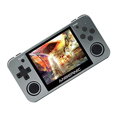 RG350m Handheld Game Console with 3.5 Inch IPS Screen Preload 10000 Games: Kitchen & Dining