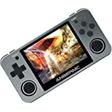 3.5 inch RG350M IPS nostalgic game console handheld game console with built-in polymer lithium battery 2500 MAh