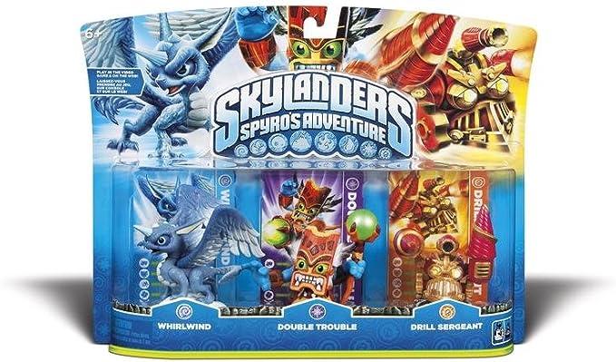 Skylanders Triple Pack F: Amazon.es: Videojuegos