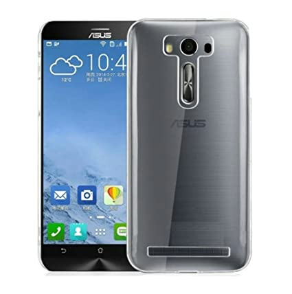 free shipping eb50f a8d89 Scudomax Back Cover For Asus Zenfone 2 Laser 500KL Back: Amazon.in ...