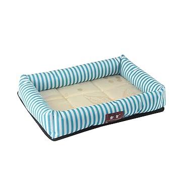 Zhaoke Cozy - Cama de verano para perro, cama de refrigeración para mascotas, alfombrilla de dormir para gato: Amazon.es: Productos para mascotas