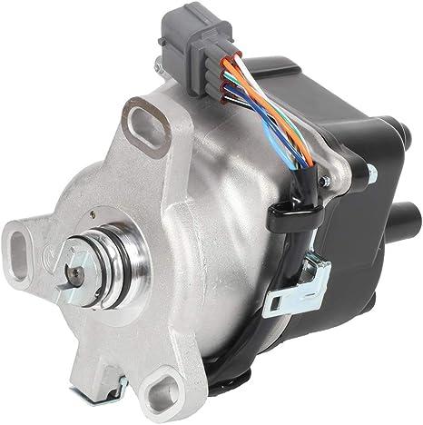 ROADFAR Ignition Distributor Compatible with Honda CR-V 1999-2001 for TC08A TD74U 8417452