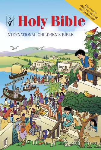 ICB (International Childrens Bible) Hardcover – 1 Aug. 2002