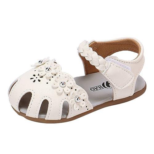 PAOLIAN Zapatos para Bebes Niñas Zapatos Recién Nacidos Verano ...