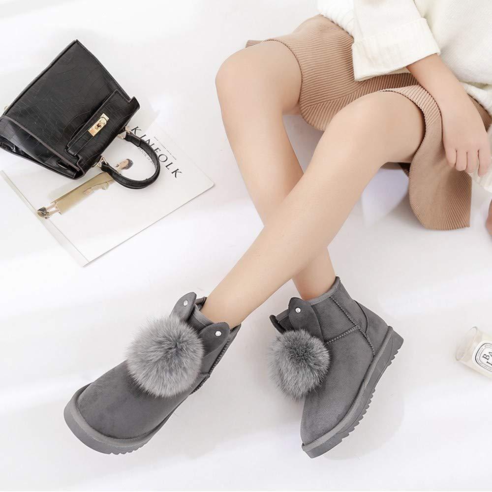 XPFXPFX Sport Freizeit Mode Outdoor Frauen Frauen Frauen Schnee Stiefel Winter Schuhe Plattform Stiefeletten Frau Warme Schuhe Weiblich 5f2171