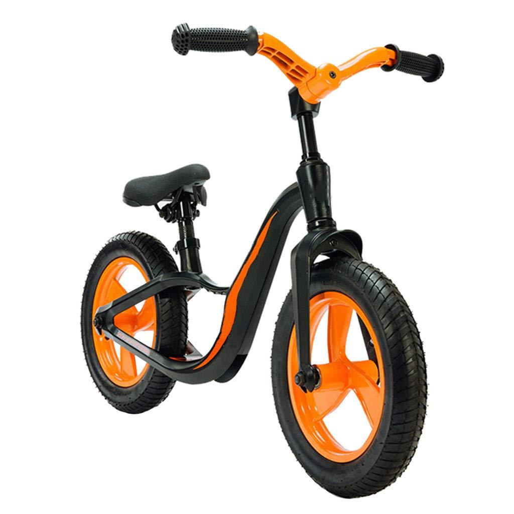 最大80%オフ! バランスバイク厚く耐久性のある頑丈な超軽量の安全性を減衰させるアルミ合金 orange orange B07PQD9252 B07PQD9252, イググン:444f6651 --- senas.4x4.lt