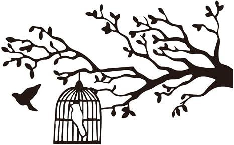 Tree Branches Cutting Die Embossing Stencil DIY Paper Art Craft Scrapbook Card