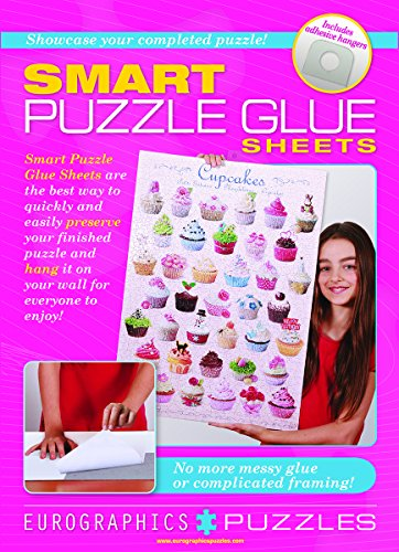 EuroGraphics 8955 0101 Smart Puzzle Sheets product image