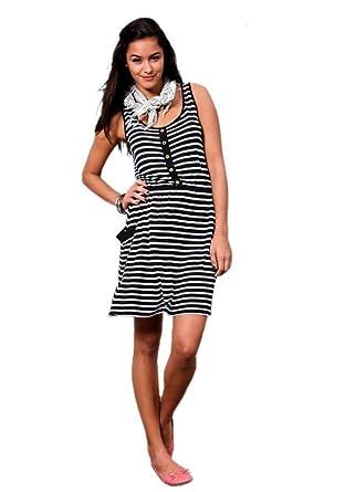 9de46e7748a02 VILA Clothes Damen-Kleid Kleid Mehrfarbig Größe S: Amazon.de: Bekleidung