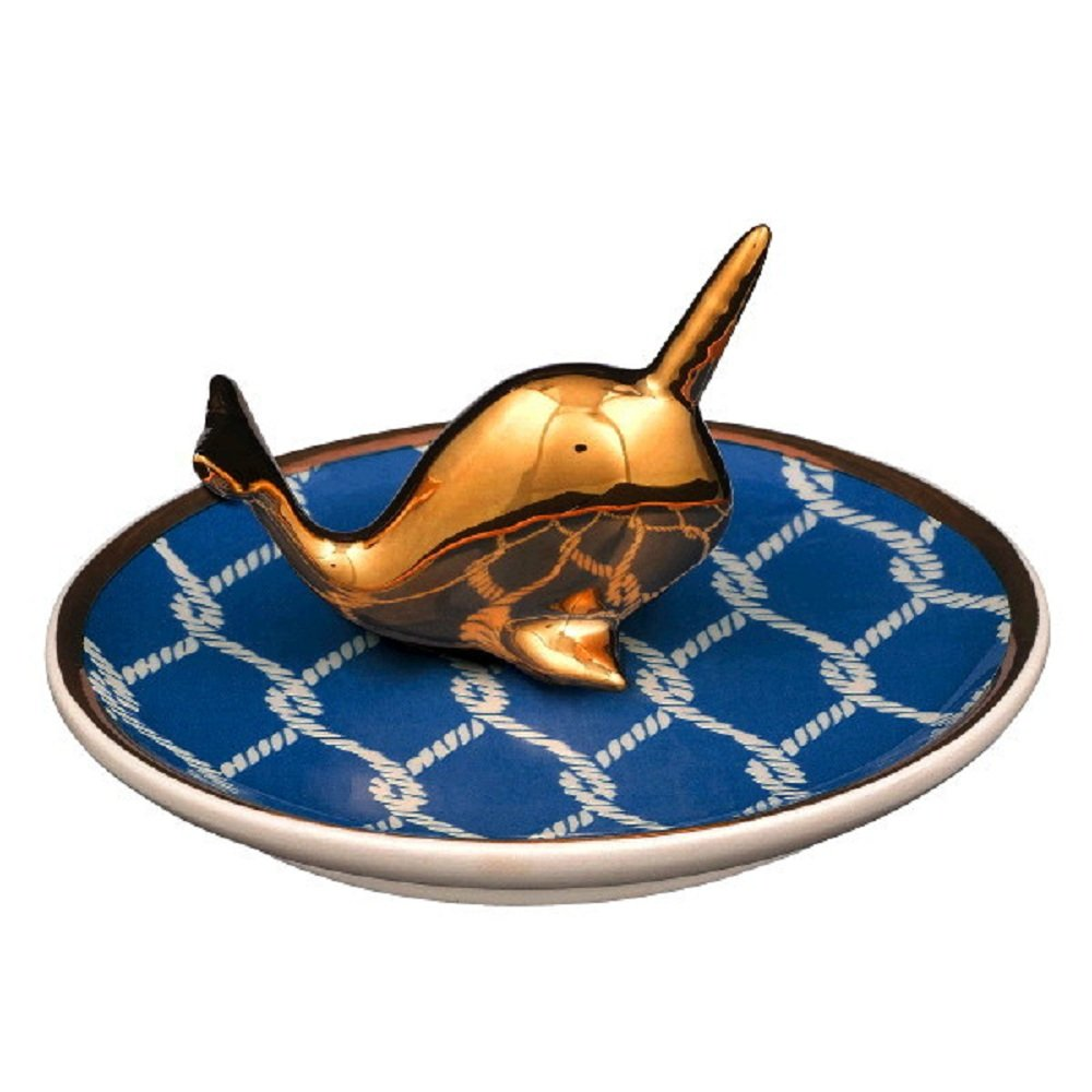 Grasslands Road - This & That, Narwhal Ring Dish 473515