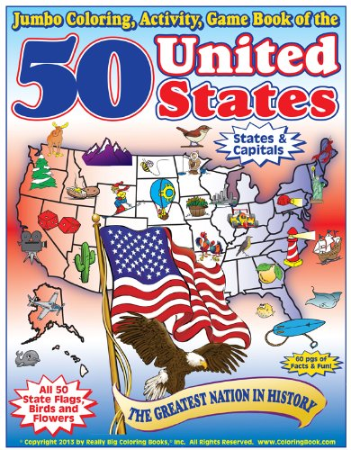 united states coloring book - 5
