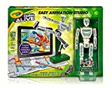 Crayola Color Alive Easy Animation Studio Model: 95-1052 3D 4D Toy Game