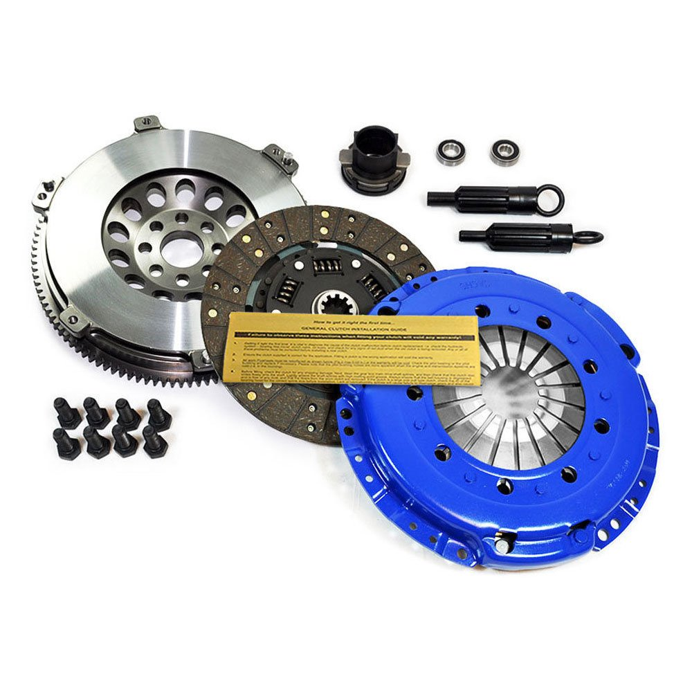 Amazon.com: EFT STAGE 2 CLUTCH KIT & LIGHTWEIGHT FLYWHEEL 96-98 BMW 328 328i 328is M52 E36: Automotive