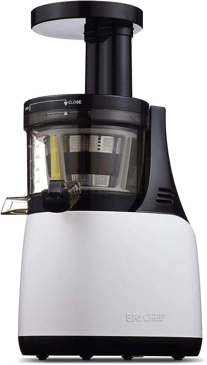 BioChef Synergy Slow Juicer - Licuadora de Prensado en Frío para ...