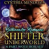 Bargain Audio Book - Shifter Underworld 4 Part Wolf Box Set