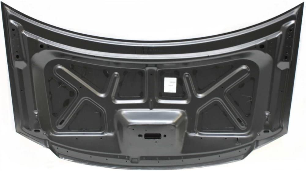 Hood compatible with Dodge Caravan 01-07