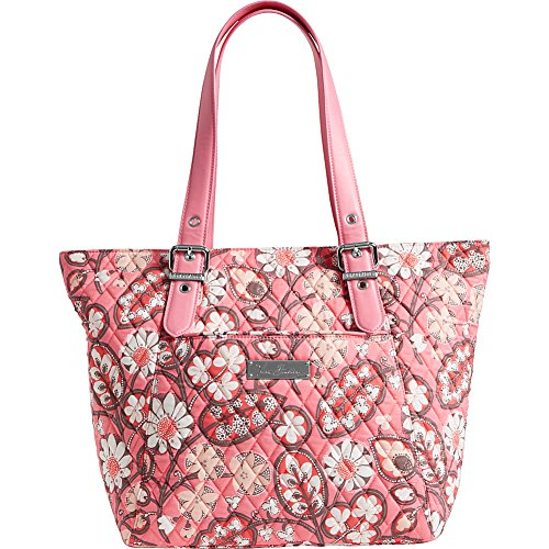 Vera Bradley Women's Be Colorful Tote Blush Pink Tote 14393376
