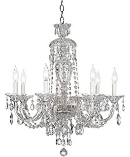Schonbek 1303 40h swarovski lighting arlington chandelier 24 x 24 schonbek 2995 40h swarovski lighting sterling chandelier silver aloadofball Choice Image