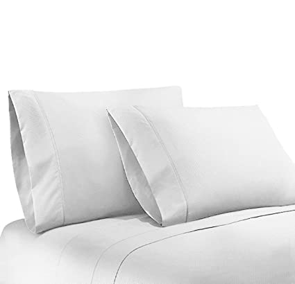 Home Sweet Home Dreams Inc Set Bed Sheets, California King, White