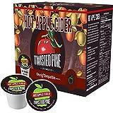 Twisted Pine Coffee Hot Apple Cider Single Serve -12 ct