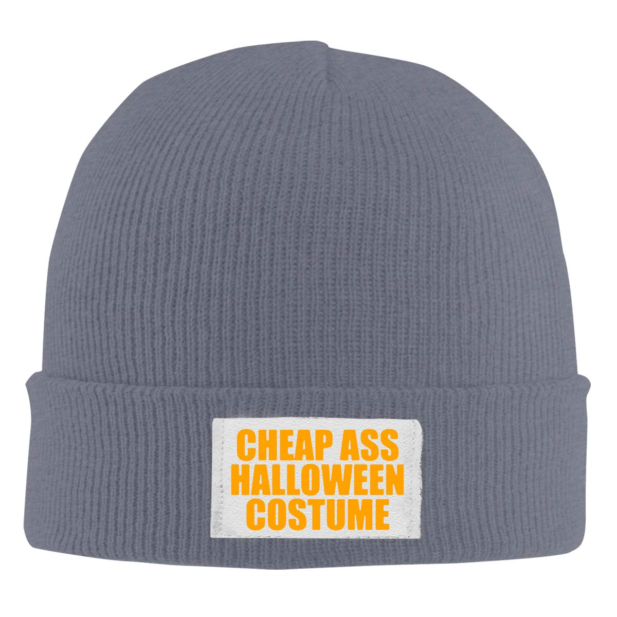 e8f4cd88900 Amazon.com  Winter Hat Knit Beanie Skull Cap Cheap Ass Halloween Costume  Classic   Wool Hats For Men Women  Clothing