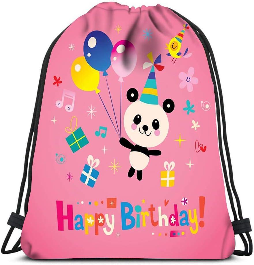 HUOPR5Q Vintage Christmas Elements Pattern Drawstring Backpack Sport Gym Sack Shoulder Bulk Bag Dance Bag for School Travel