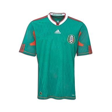 Amazon.com: adidas México Home los jóvenes Jersey 09/11 ...