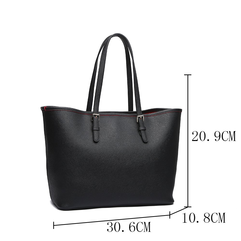 33345d4eb LeahWard Large Size Women's Shopper Bags Shoulder Handbags For Ladies A4  Tote Sale Clearance 297