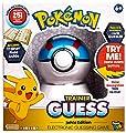 Basic Fun Pokemon-Trainer Guess Electronic Game