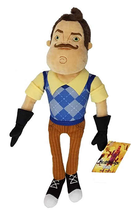 "Hello Neighbor 10"" Plush Toy - Original Neighbor ..."