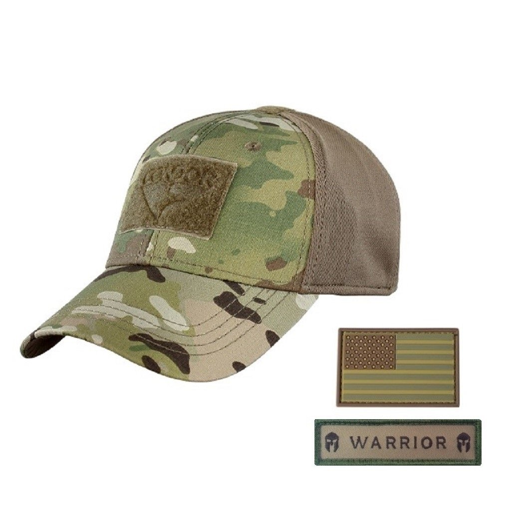 Amazon.com  Condor Flex Tactical Cap (MultiCam 47a82987e8c6
