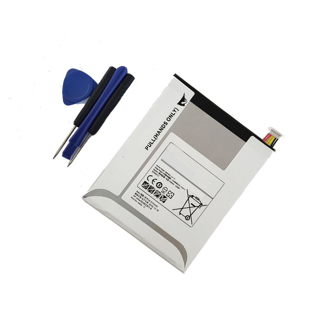 Etechpower Tablet Replacement Battery for Samsung Galaxy Tab A 8.0 T355 SM-T355 T357 SM-T357 T355C SM-T355C Tab5 P350 EB-BT355ABA EB-BT355ABE EBB5355ABE with Installation Tools