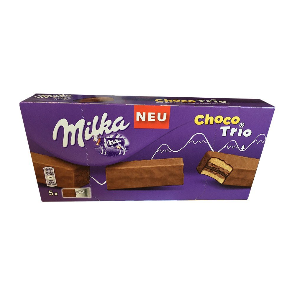 Milka Choco Trio Amazon De Lebensmittel Getranke