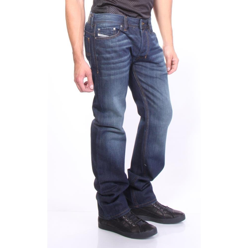 Diesel Safado RUS6 Regular Slim Straight Jeans 31//32 Men