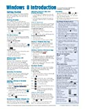 Windows 8 Quick Reference Guide (Cheat Sheet of Instructions, Tips and Shortcuts - Laminated Guide), Beezix Inc., 1936220687