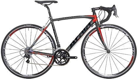 ATALA - Bicicleta de Carretera SLR 200, 10 velocidades, Color Antracita/Rojo, Talla L, 180 cm-190 cm: Amazon.es: Deportes y aire libre