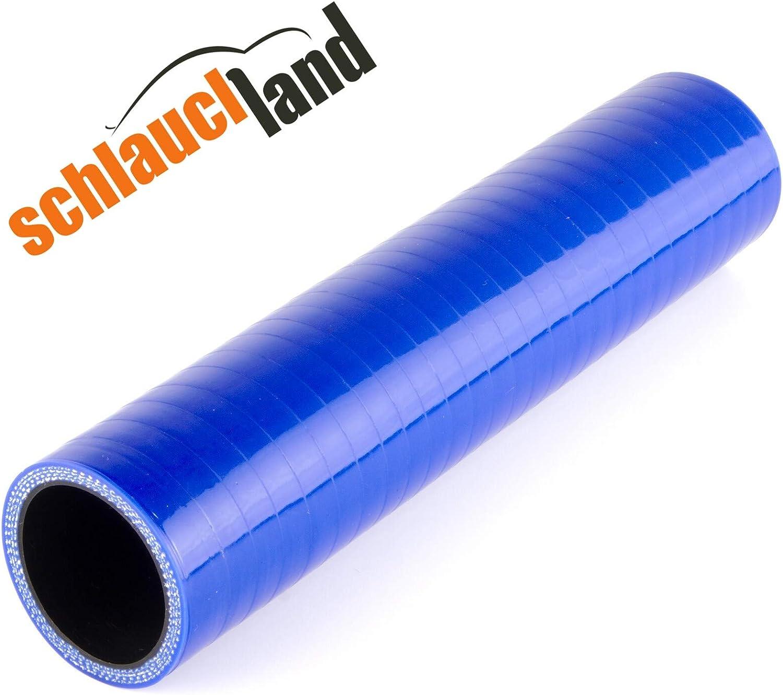 Silikonschlauch 25cm Innendurchmesser 8mm blau*** Unterdruckschlauch Vacuum Hose Verbinder LLK