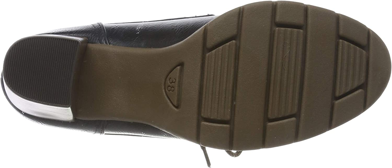 MARCO TOZZI 2-2-25122-33, Stivaletti Donna Blu Navy Ant Comb 820