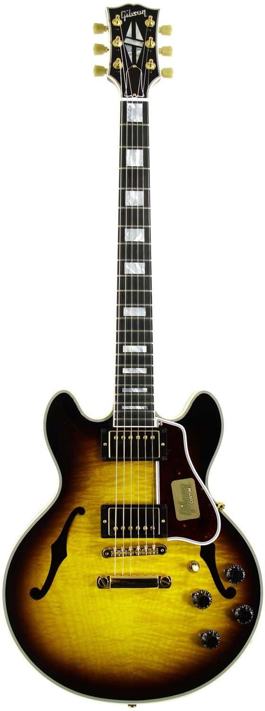 Gibson CUSTOM SHOP CS-356 Vintage Sunburst Figured Top 【SN.CS700279】   B079JT1PS5